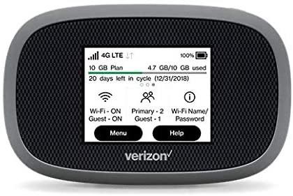 Verizon Wireless Jetpack 8800L