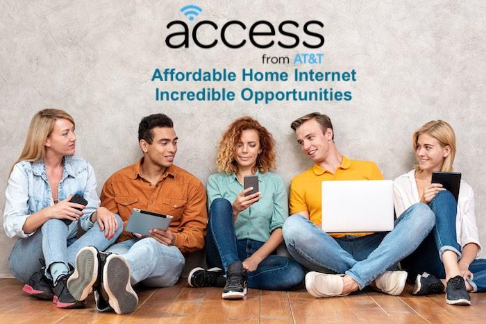 AT&T SNAP Internet Program